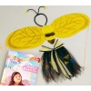 Bee kids wings set