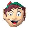Peter pan kindermaske aus gummi
