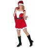 Mrs. santa kostüm in größe 44