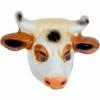 MÁscara de plÁstico cow