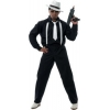 Gangster adult costume