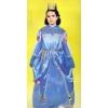 Fairy tale kids costume blue
