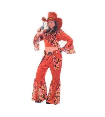 Cowgirl ladies passion costume