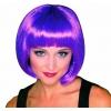 Perruque broadway violet