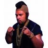 Mr. hammer wig