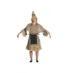 Scarecrow ladies costume