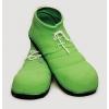 Paire de chaussures clown pointure moyenne