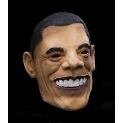 Careta con cabeza obama