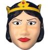 Königin kindermaske aus plastik