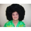 Afro big wig