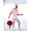 DÉguisement lapine homme