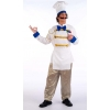 Cook man costume