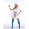 Cook ladies costume