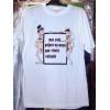 T-shirt sexy enterrement cÉlibat