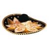 Sombrero charro mejicano 58 cm