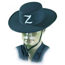 Chapéu do zorro de importação