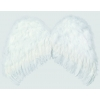Ailes ange marabout blanc