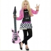 Rock star jacket and top