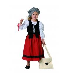 Shepherdess kids costume