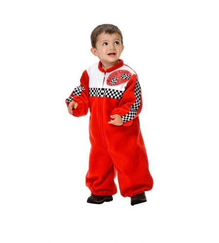 Pilot infant costume