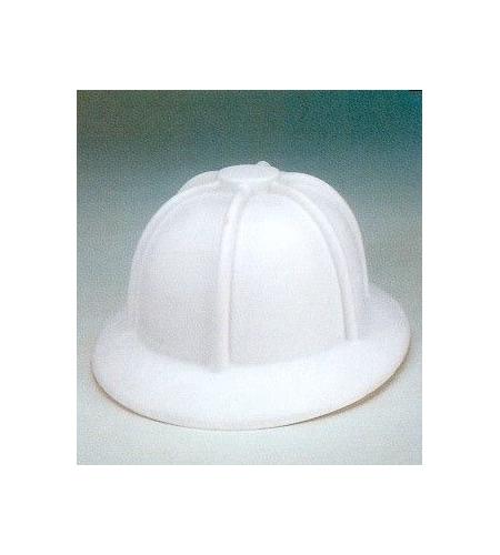 Sombrero salacot blanco