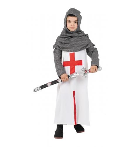 Crusader kids costume