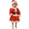 Mrs. Santa kids costume