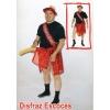 Scottish Warrior sexy costume