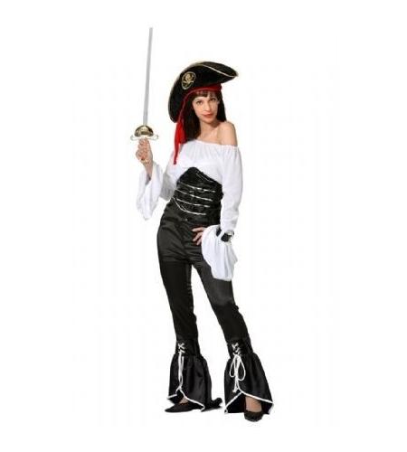 Sexy pirate ladies costume