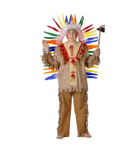 Indian kids costume