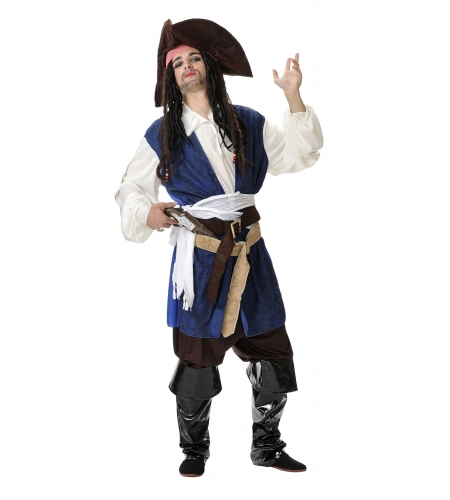 Seas Pirate costume