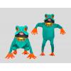 Frog adult costume.
