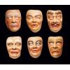 Maske aus kautschuk