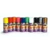 Spray colorido para cabelo