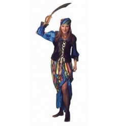 Buccaneer ladies costume