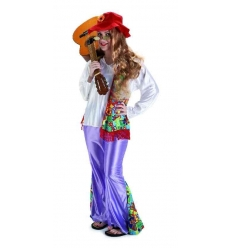 Hippie Lady Kostüm