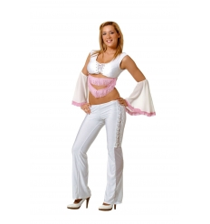 Abba adult costume 2