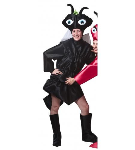Ant black ant adult costume
