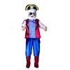 Pirata doll traje do adulto