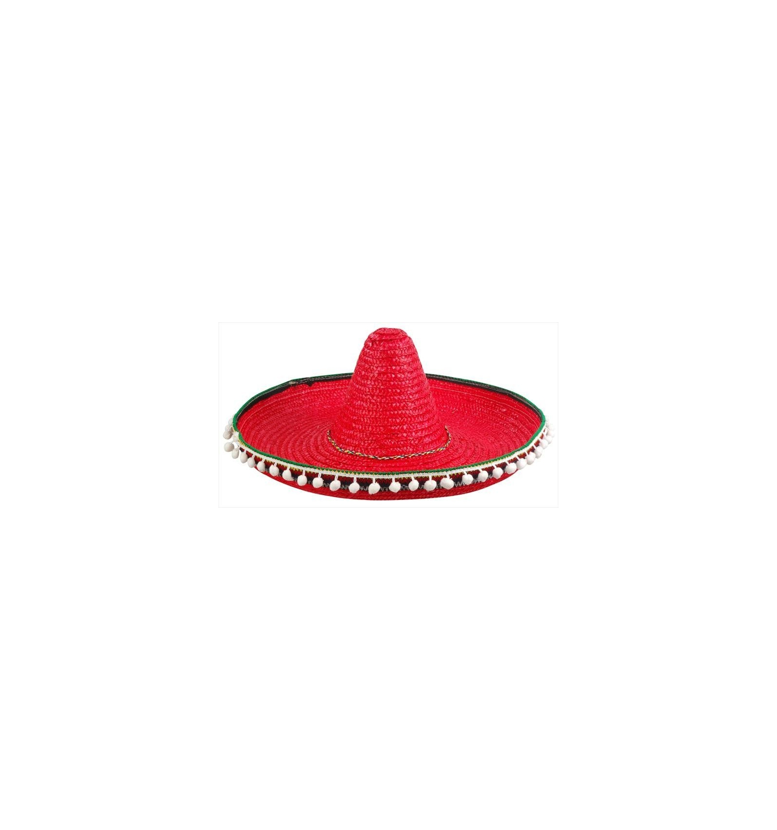 SOMBRERO MEJICANO GRANDE 68 CM. - Tienda de Disfraces Online 6061089af75