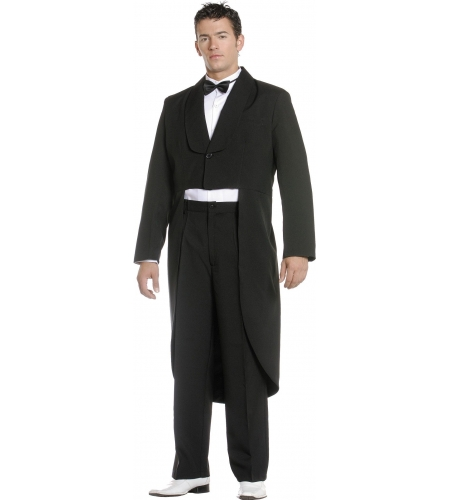 Dress-coat costume