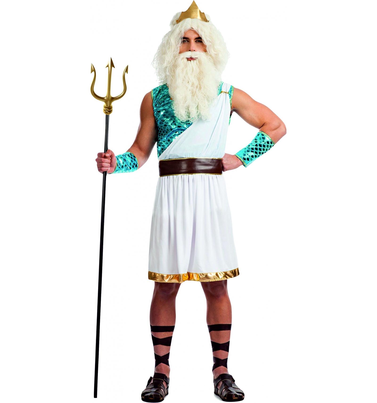 D guisement dieu de la mer votre magasin de costumes en ligne - Theme de deguisement ...