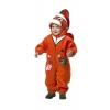 Fish orange costume