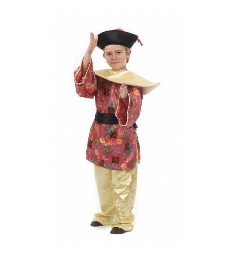 Chinese mandarin kids ubba costume