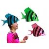 Chapeau poisson plusieurs couleurs