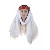 Medieval headpiece with veil