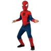 Classic ultimate spiderman costume, child