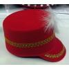 Chapeau majorette feutre
