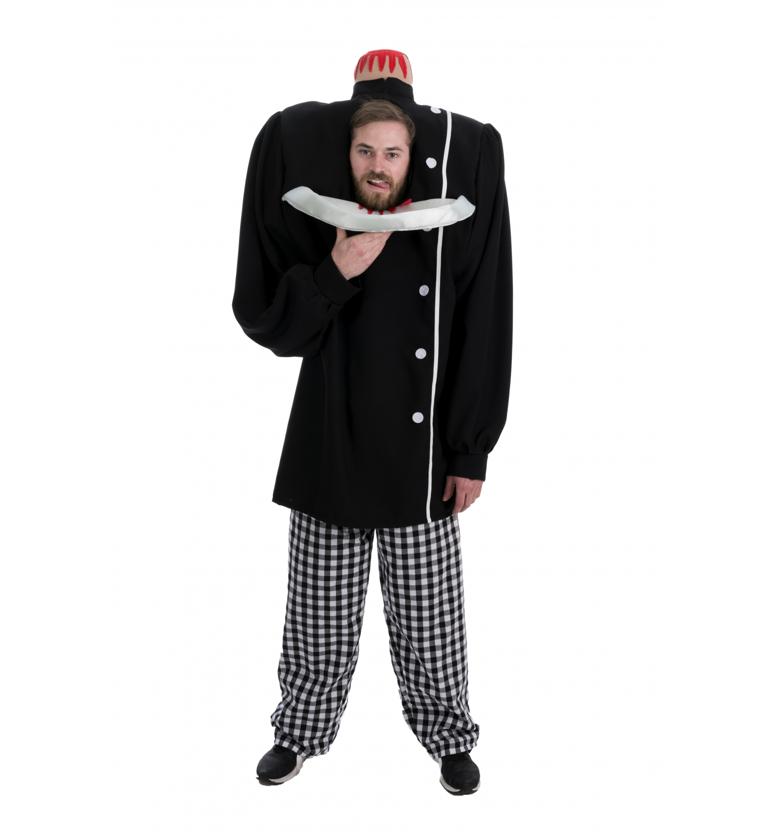 Disfraz camarero sangriento adulto tienda de disfraces - Disfraces carnaval original ...