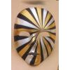 Mask striped cloth mask